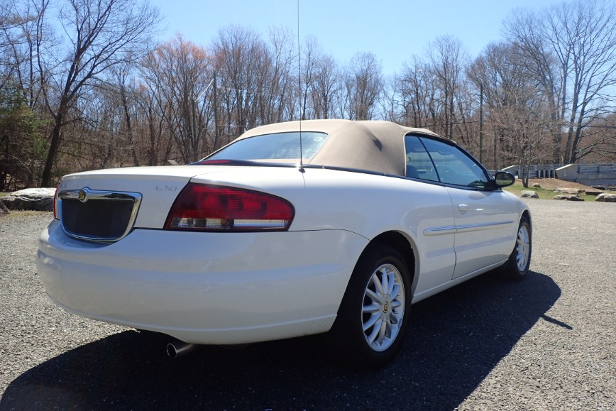 2002 Chrysler Sebring Convertible LXi, available for sale in Storrs, Connecticut | Eagleville Motors. Storrs, Connecticut