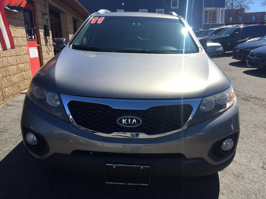 2011 Kia Sorento AWD 4dr I4 LX, available for sale in Stratford, Connecticut | Mike's Motors LLC. Stratford, Connecticut