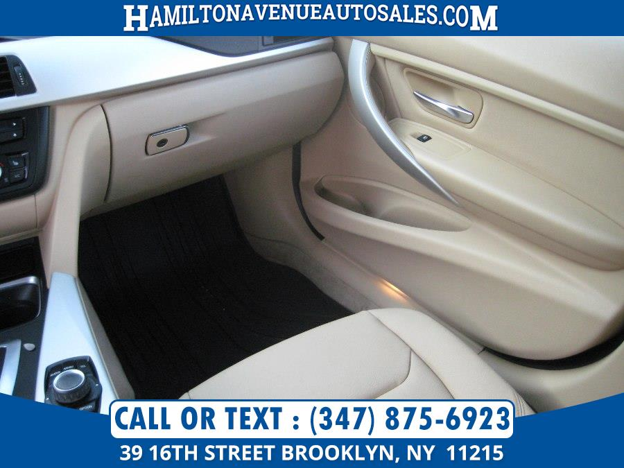 2014 BMW 3 Series 4dr Sdn 320i xDrive AWD, available for sale in Brooklyn, New York | Hamilton Avenue Auto Sales DBA Nyautoauction.com. Brooklyn, New York