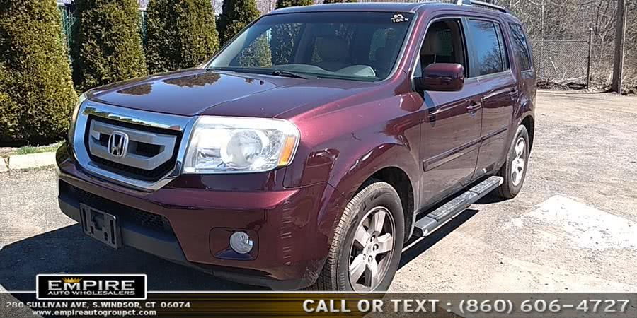 Used 2009 Honda Pilot in S.Windsor, Connecticut | Empire Auto Wholesalers. S.Windsor, Connecticut
