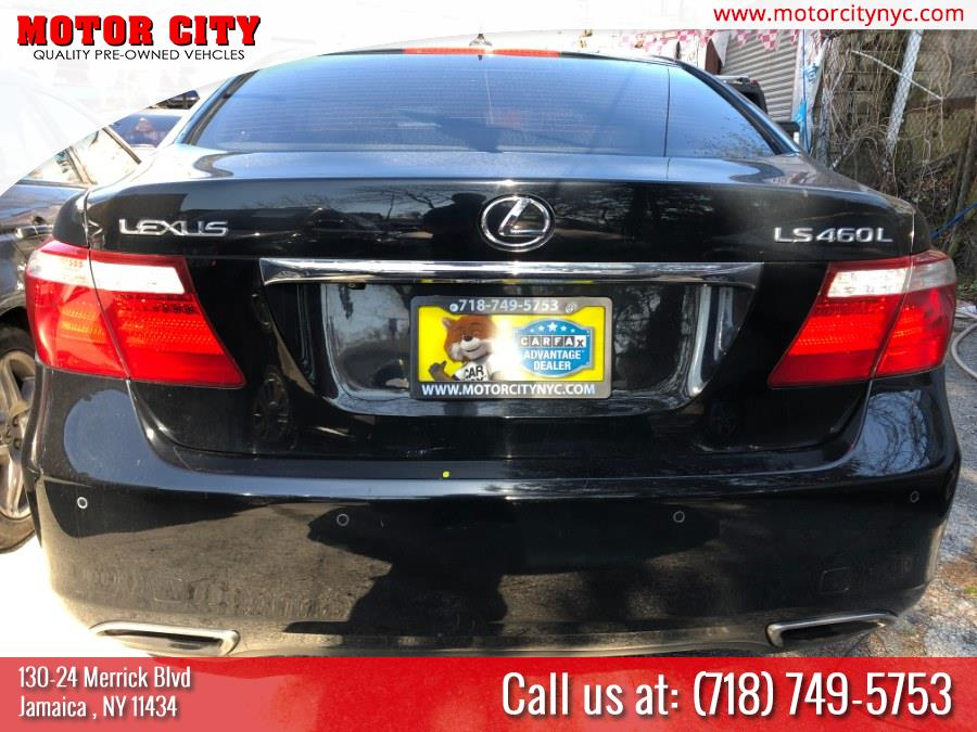 2007 Lexus LS 460 4dr Sdn LWB, available for sale in Jamaica, New York | Motor City. Jamaica, New York