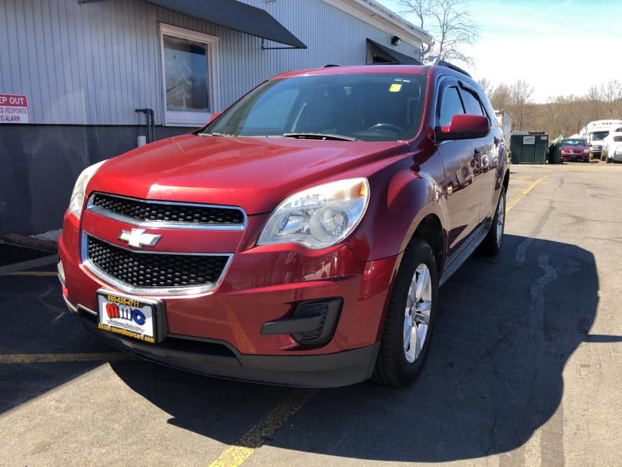 Used Chevrolet Equinox AWD 4dr LT w/1LT 2011 | RT 3 AUTO MALL LLC. Middletown, Connecticut