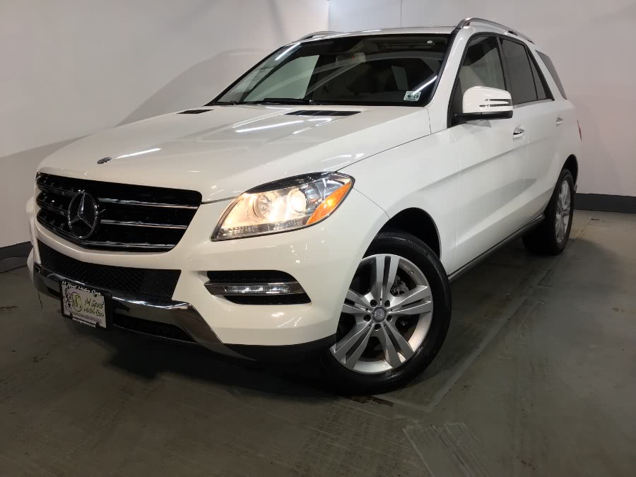 Used Mercedes-Benz M-Class 4MATIC 4dr ML350 2014 | European Auto Expo. Lodi, New Jersey