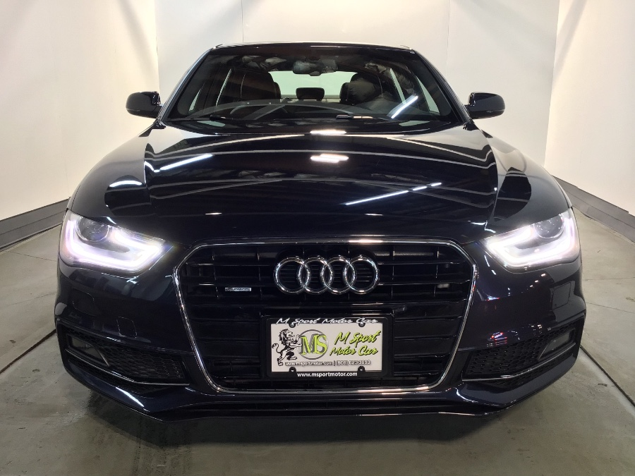 2015 Audi A4 Auto quattro 2.0T Premium Plus, available for sale in Lodi, New Jersey | European Auto Expo. Lodi, New Jersey