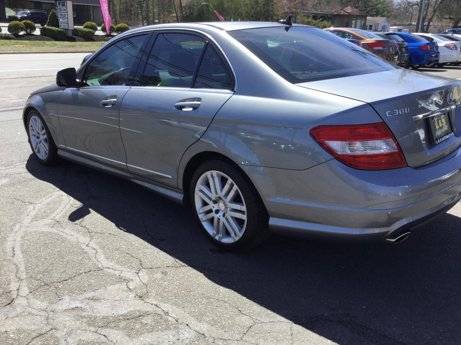 2008 Mercedes-Benz C-Class 4dr Sdn 3.0L Sport 4MATIC, available for sale in Plantsville, Connecticut | L&S Automotive LLC. Plantsville, Connecticut