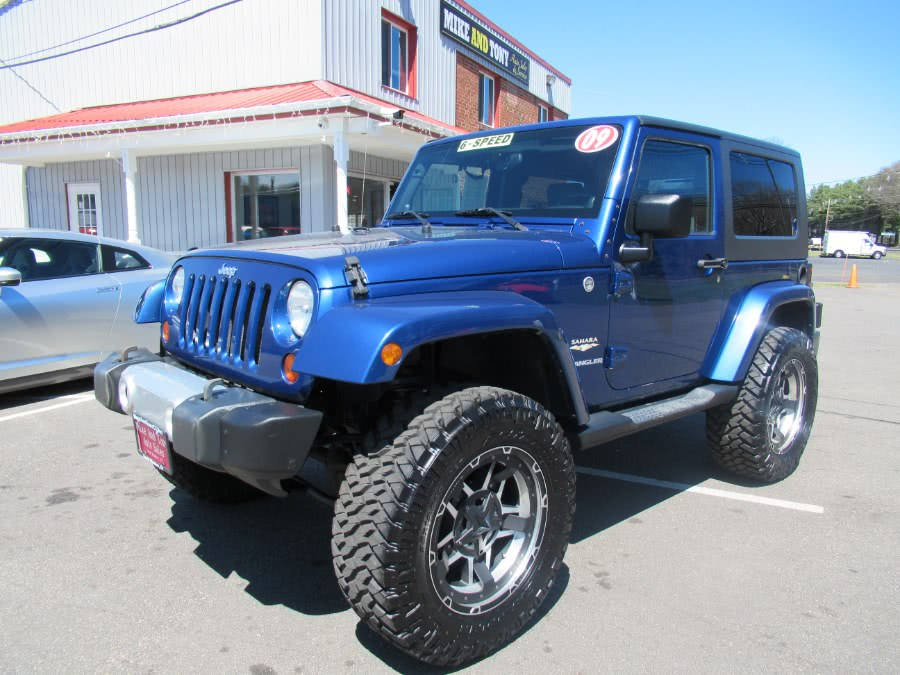 Used 2009 Jeep Wrangler in South Windsor, Connecticut | Mike And Tony Auto Sales, Inc. South Windsor, Connecticut