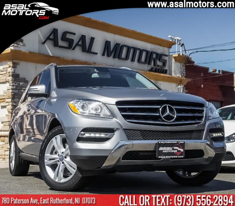 Used Mercedes-Benz M-Class 4MATIC 4dr ML350 2013 | Asal Motors. East Rutherford, New Jersey