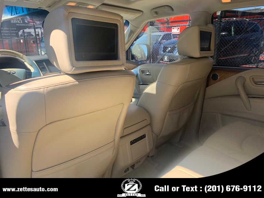 2011 INFINITI QX56 4WD 4dr 8-passenger, available for sale in Jersey City, New Jersey | Zettes Auto Mall. Jersey City, New Jersey