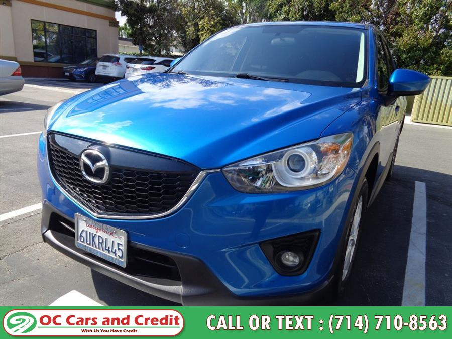 2013 Mazda Cx-5 TOURING, available for sale in Garden Grove, California | OC Cars and Credit. Garden Grove, California