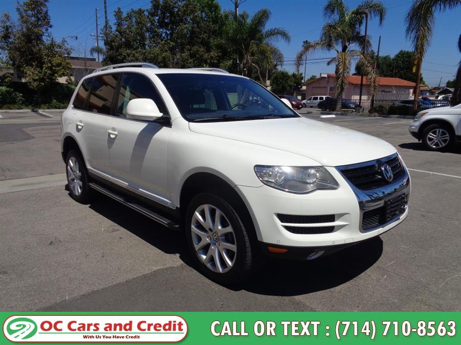 2009 Volkswagen Touareg 2 V6 TDI, available for sale in Garden Grove, California | OC Cars and Credit. Garden Grove, California