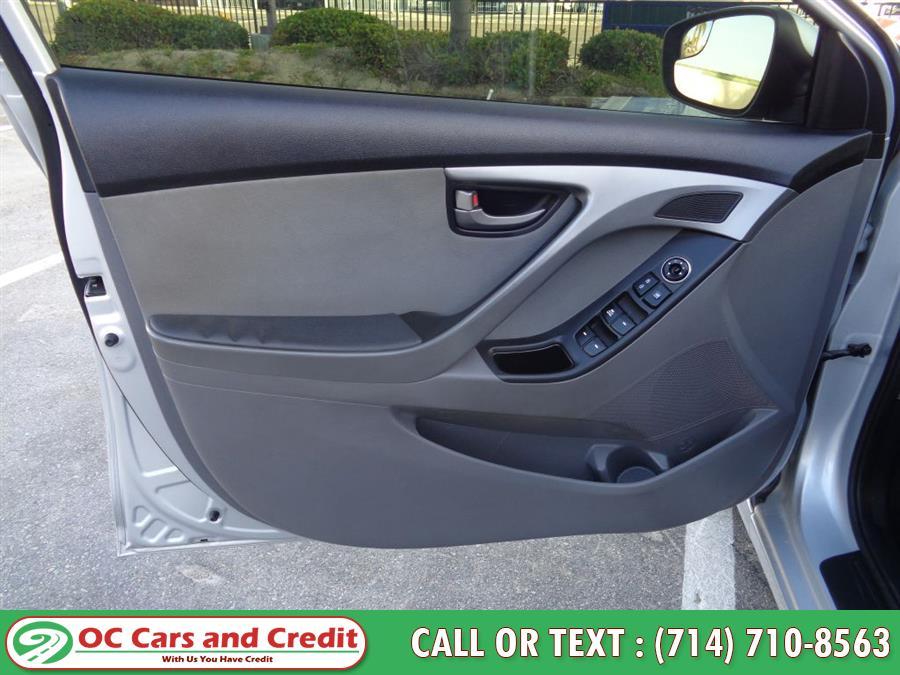 2014 Hyundai Elantra SE, available for sale in Garden Grove, California | OC Cars and Credit. Garden Grove, California