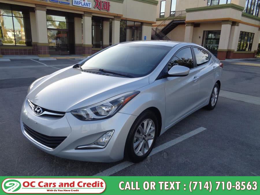2014 Hyundai Elantra SE, available for sale in Garden Grove, CA