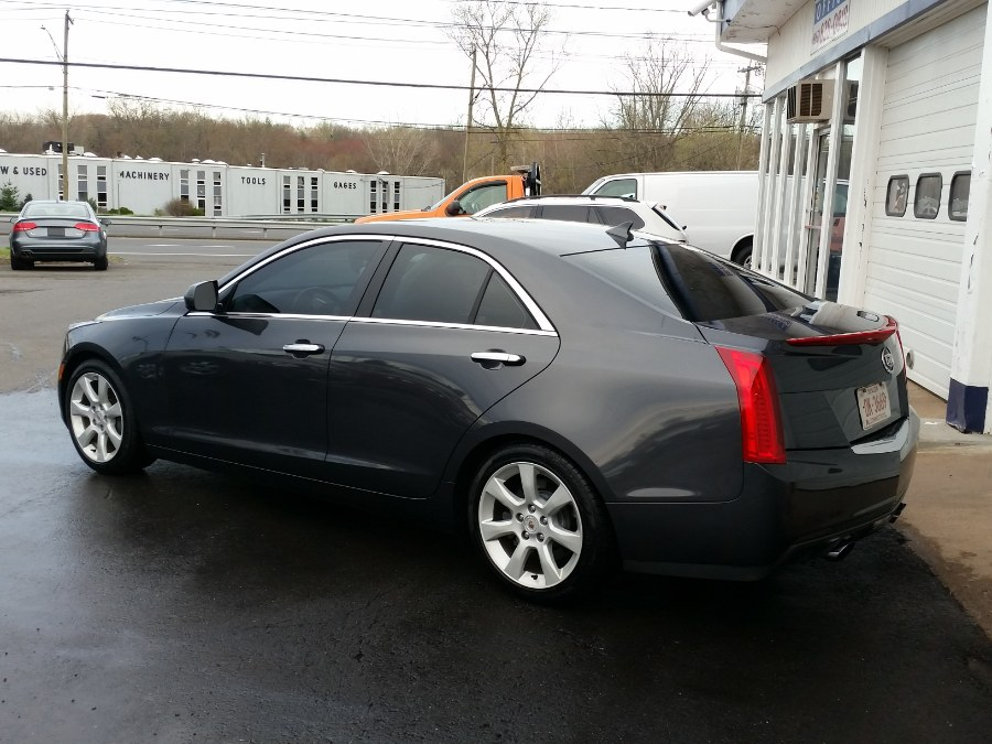 2014 Cadillac ATS 4dr Sdn 2.0T AWD, available for sale in Berlin, Connecticut | Action Automotive. Berlin, Connecticut