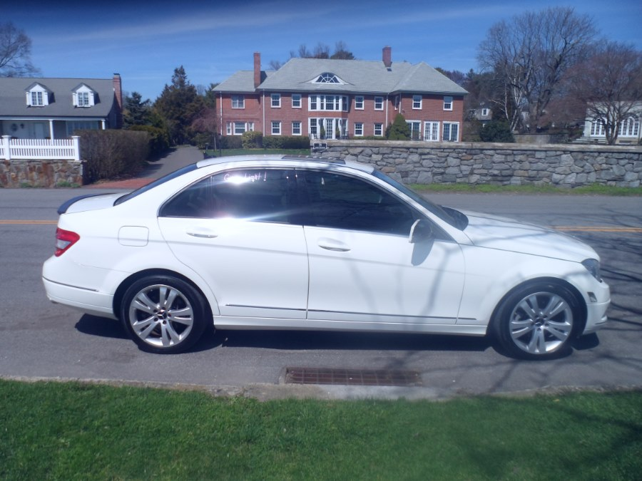 2010 Mercedes-Benz C-Class 4dr Sdn C300 Sport 4MATIC, available for sale in Bridgeport, Connecticut | Hurd Auto Sales. Bridgeport, Connecticut