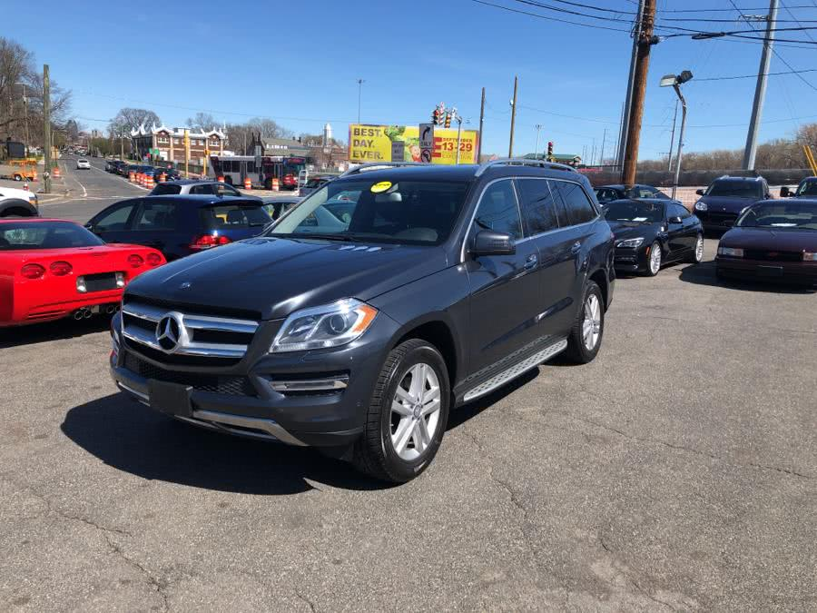 Used Mercedes-Benz GL 4MATIC 4dr GL 450 2016 | Dean Auto Sales. W Springfield, Massachusetts