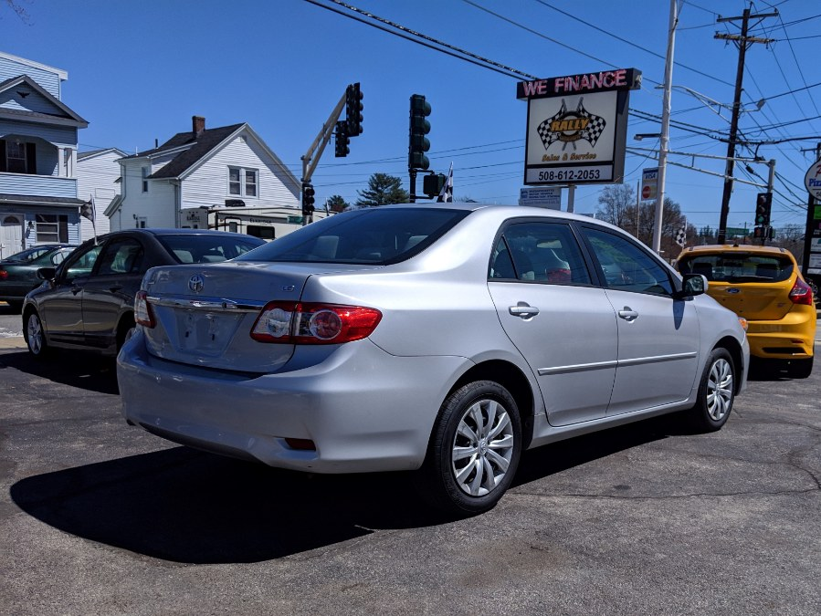 Used Toyota Corolla 4dr Sdn Auto LE (Natl) 2012 | Rally Motor Sports. Worcester, Massachusetts