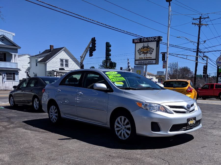 Used 2012 Toyota Corolla in Worcester, Massachusetts | Rally Motor Sports. Worcester, Massachusetts