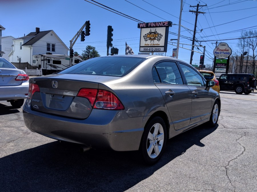 2008 Honda Civic Sdn 4dr Auto EX, available for sale in Worcester, Massachusetts   Rally Motor Sports. Worcester, Massachusetts