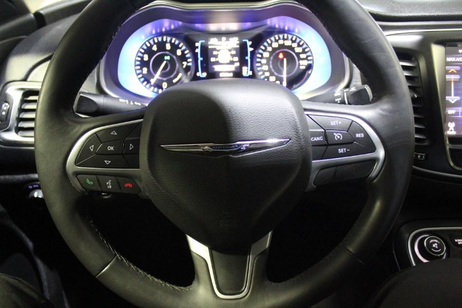 2016 Chrysler 200 4dr Sdn Limited FWD, available for sale in Deer Park, New York | Car Tec Enterprise Leasing & Sales LLC. Deer Park, New York