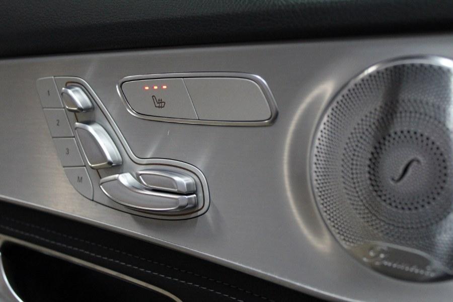 2016 Mercedes-Benz C-Class 4dr Sdn C300 Sport 4MATIC, available for sale in Farmington, Connecticut | Driving Image Imports LLC. Farmington, Connecticut