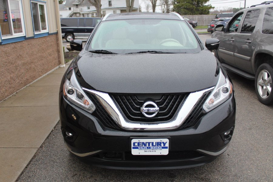2015 Nissan Murano AWD 4dr Platinum, available for sale in East Windsor, Connecticut | Century Auto And Truck. East Windsor, Connecticut