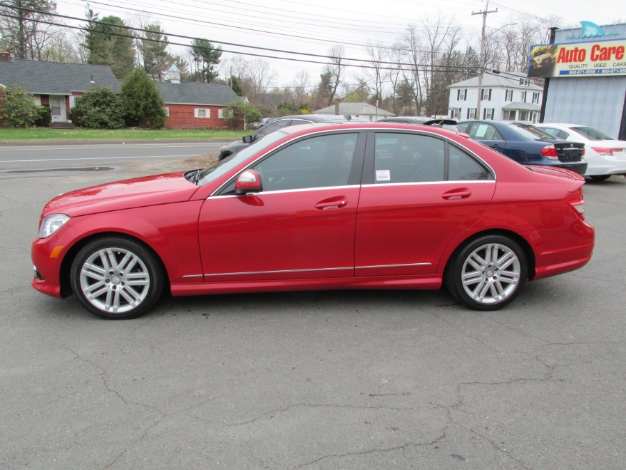 2008 Mercedes-Benz C-Class 4dr Sdn 3.0L Sport 4MATIC, available for sale in Vernon , Connecticut | Auto Care Motors. Vernon , Connecticut