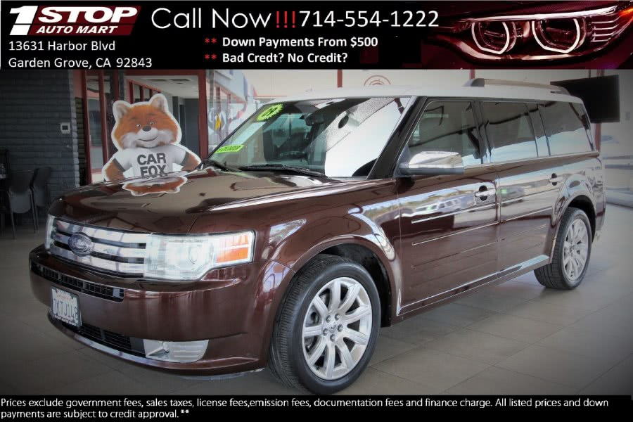 Used 2009 Ford Flex in Garden Grove, California | 1 Stop Auto Mart Inc.. Garden Grove, California