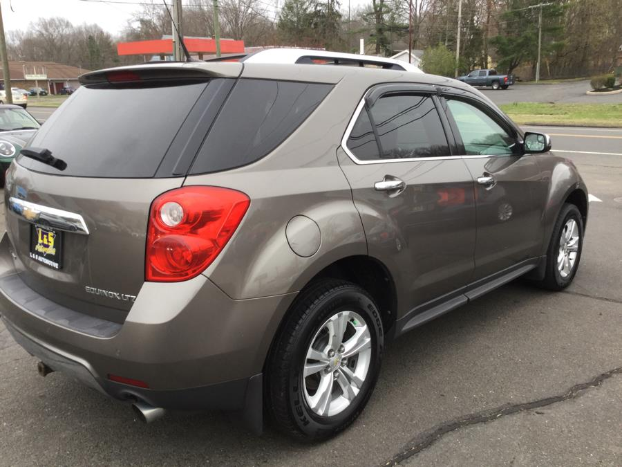2012 Chevrolet Equinox AWD 4dr LTZ, available for sale in Plantsville, Connecticut | L&S Automotive LLC. Plantsville, Connecticut