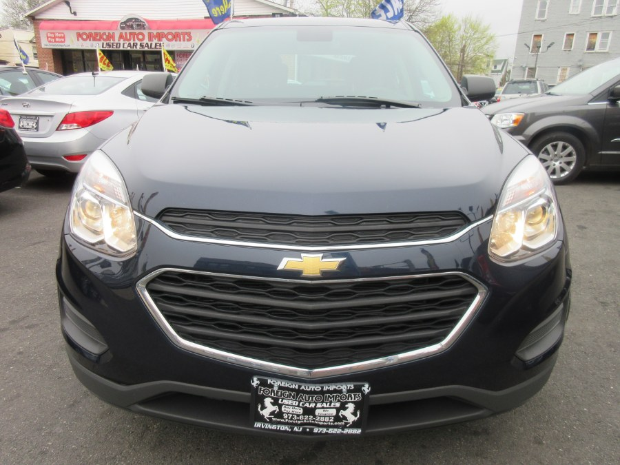 2017 Chevrolet Equinox AWD 4dr LS, available for sale in Irvington, New Jersey   Foreign Auto Imports. Irvington, New Jersey