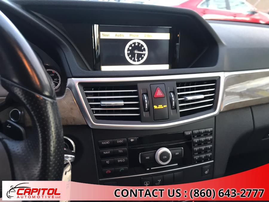 2011 Mercedes-Benz E-Class 4dr Sdn E350 Luxury 4MATIC, available for sale in Manchester, Connecticut | Capitol Automotive 2 LLC. Manchester, Connecticut