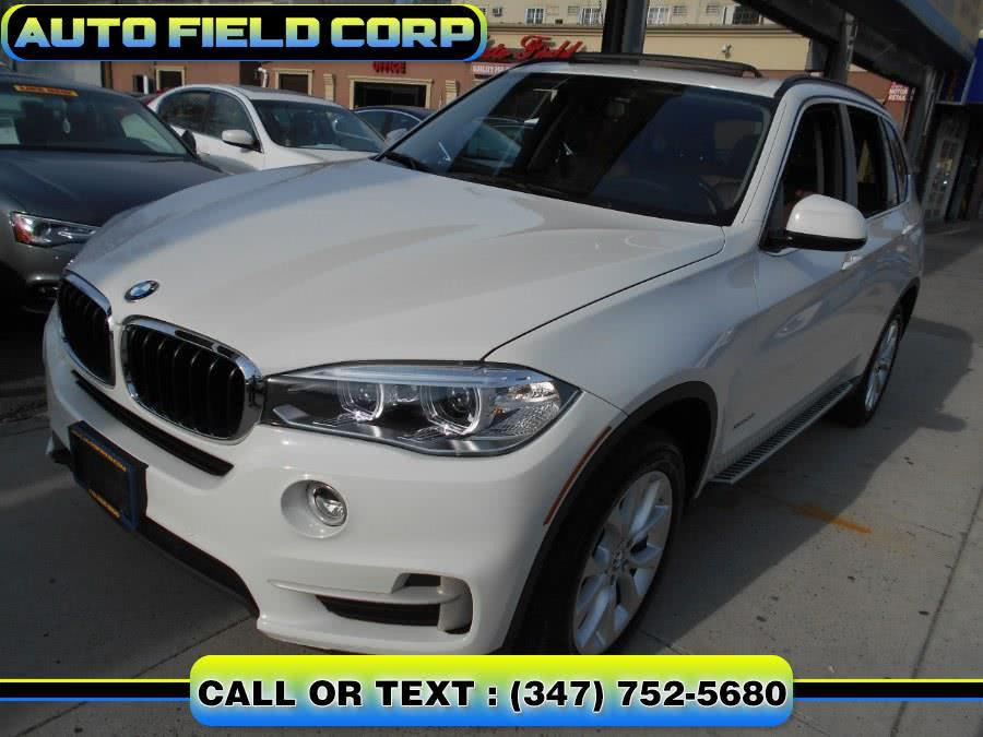 Used 2016 BMW X5 in Jamaica, New York | Auto Field Corp. Jamaica, New York