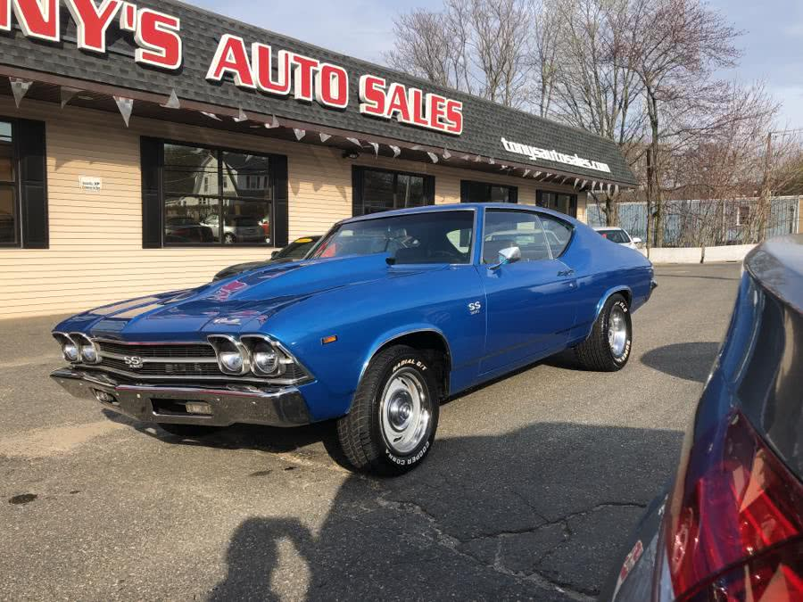 Used 1969 Chevrolet Chevelle in Waterbury, Connecticut | Tony's Auto Sales. Waterbury, Connecticut