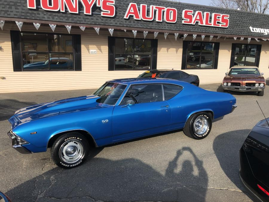 1969 Chevrolet Chevelle SS, available for sale in Waterbury, Connecticut   Tony's Auto Sales. Waterbury, Connecticut