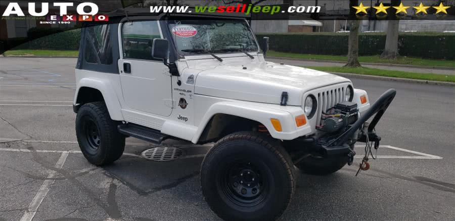 Used 2000 Jeep Wrangler in Huntington, New York | Auto Expo. Huntington, New York