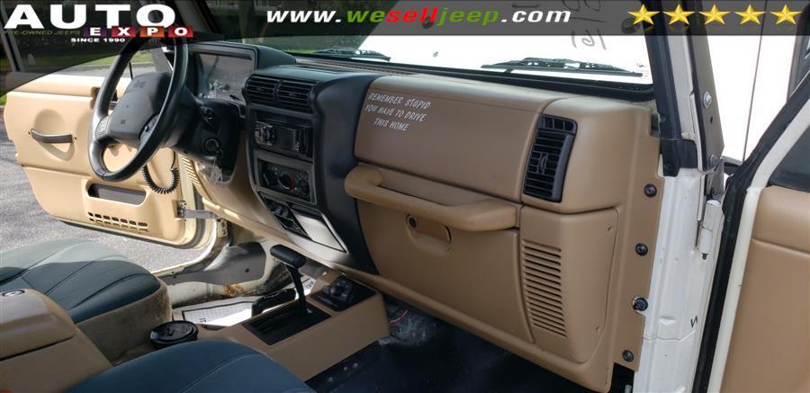 2000 Jeep Wrangler 2dr Sahara, available for sale in Huntington, New York   Auto Expo. Huntington, New York