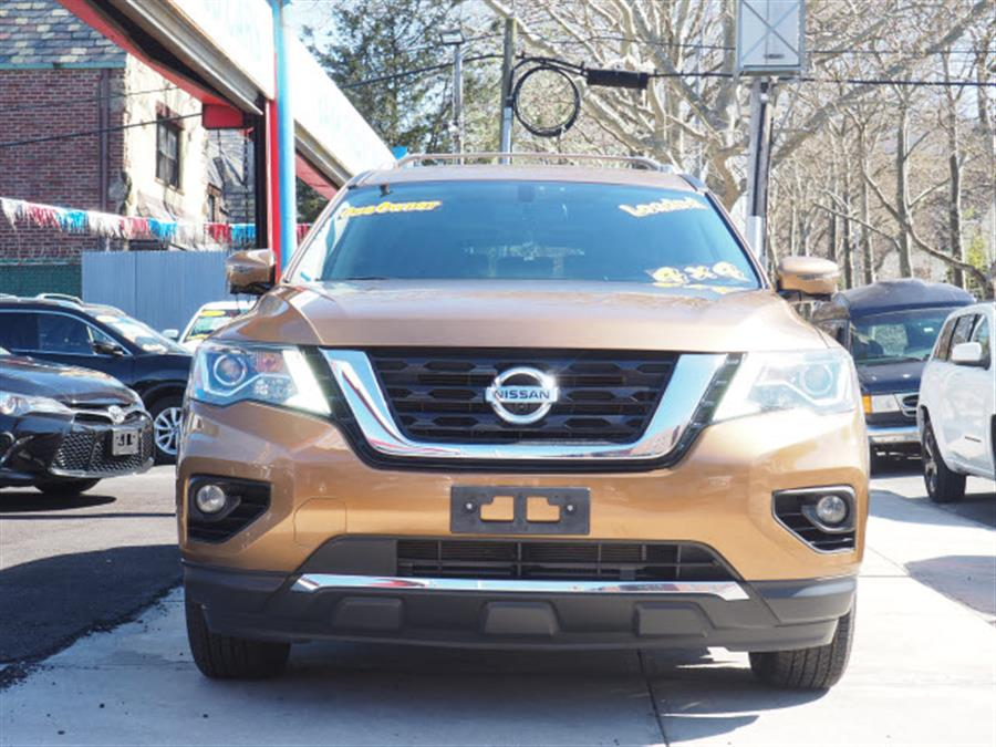 2017 Nissan Pathfinder SL, available for sale in Jackson Heights, New York | Connection Auto Sales Inc.. Jackson Heights, New York