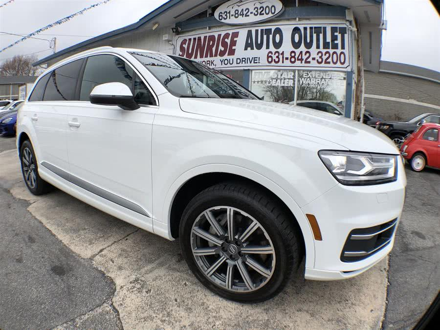 Used Audi Q7 3.0 TFSI Premium Plus 2017 | Sunrise Auto Outlet. Amityville, New York