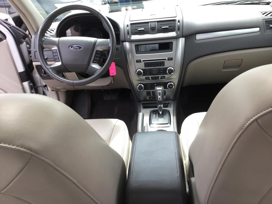2010 Ford Fusion 4dr Sdn Hybrid FWD, available for sale in Plantsville, Connecticut | L&S Automotive LLC. Plantsville, Connecticut