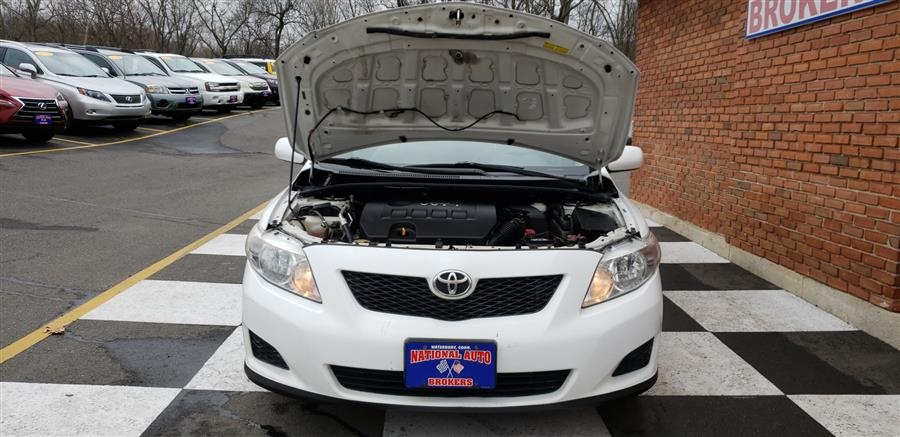 2009 Toyota Corolla 4dr Sdn Auto LE, available for sale in Waterbury, Connecticut | National Auto Brokers, Inc.. Waterbury, Connecticut