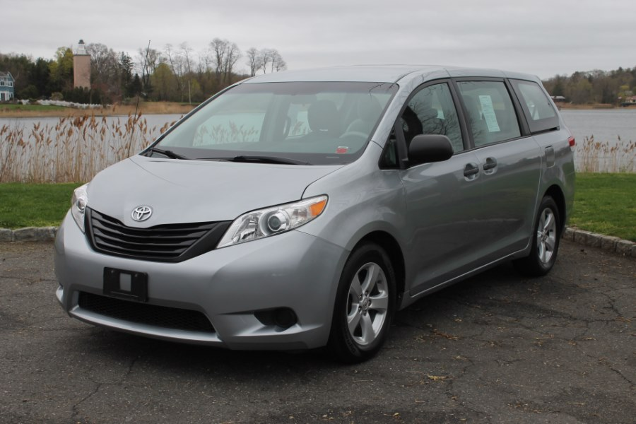 2011 Toyota Sienna 5dr 7-Pass Van V6 FWD, available for sale in Great Neck, NY