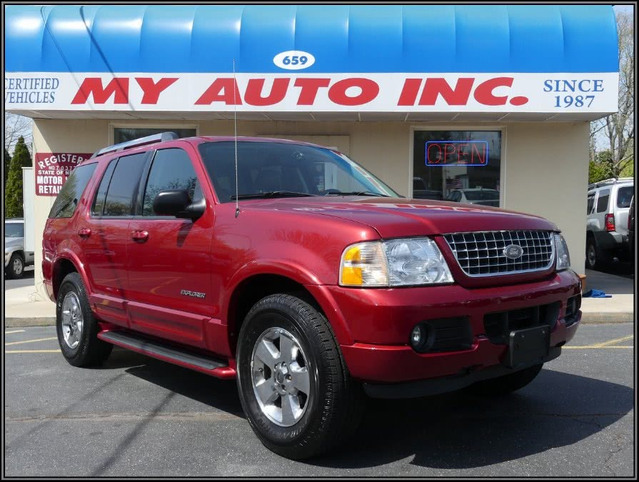 "2005 Ford Explorer 4dr 114"" WB 4.0L Limited 4WD, available for sale in Huntington Station, NY"