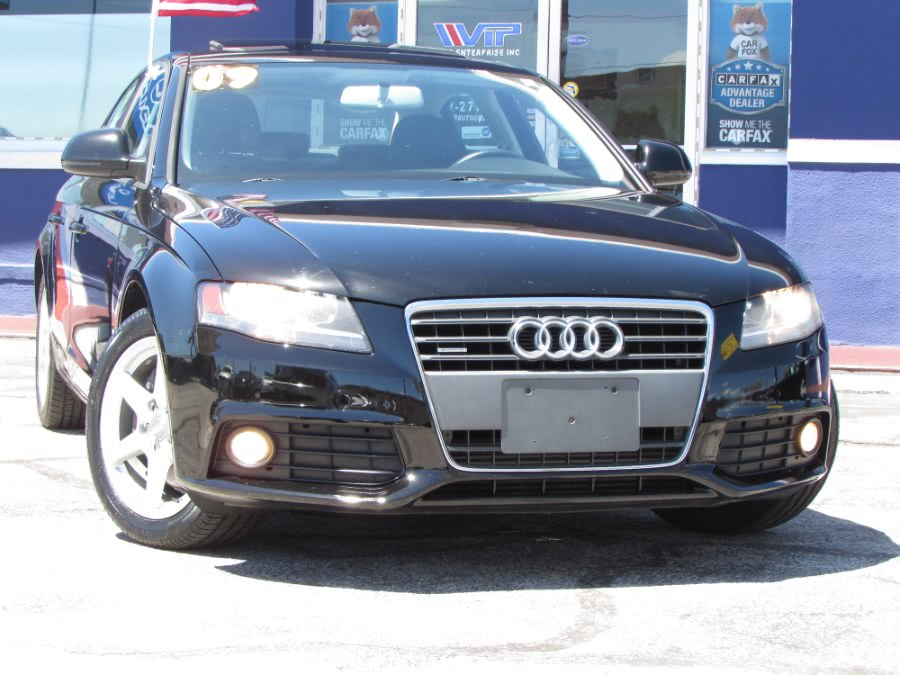 Used 2009 Audi A4 in Orlando, Florida | VIP Auto Enterprise, Inc. Orlando, Florida