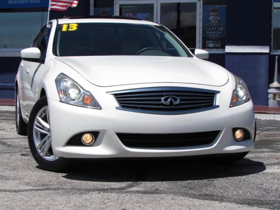 Used Infiniti G37 Sedan 4dr Journey RWD 2013 | VIP Auto Enterprise, Inc. Orlando, Florida