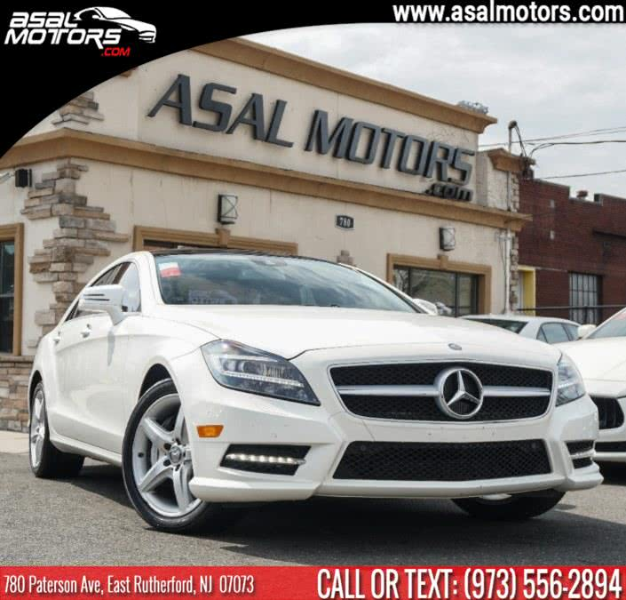 Used Mercedes-Benz CLS-Class 4dr Sdn CLS550 4MATIC 2013 | Asal Motors. East Rutherford, New Jersey