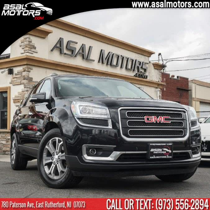 Used GMC Acadia AWD 4dr SLT w/SLT-1 2015 | Asal Motors. East Rutherford, New Jersey