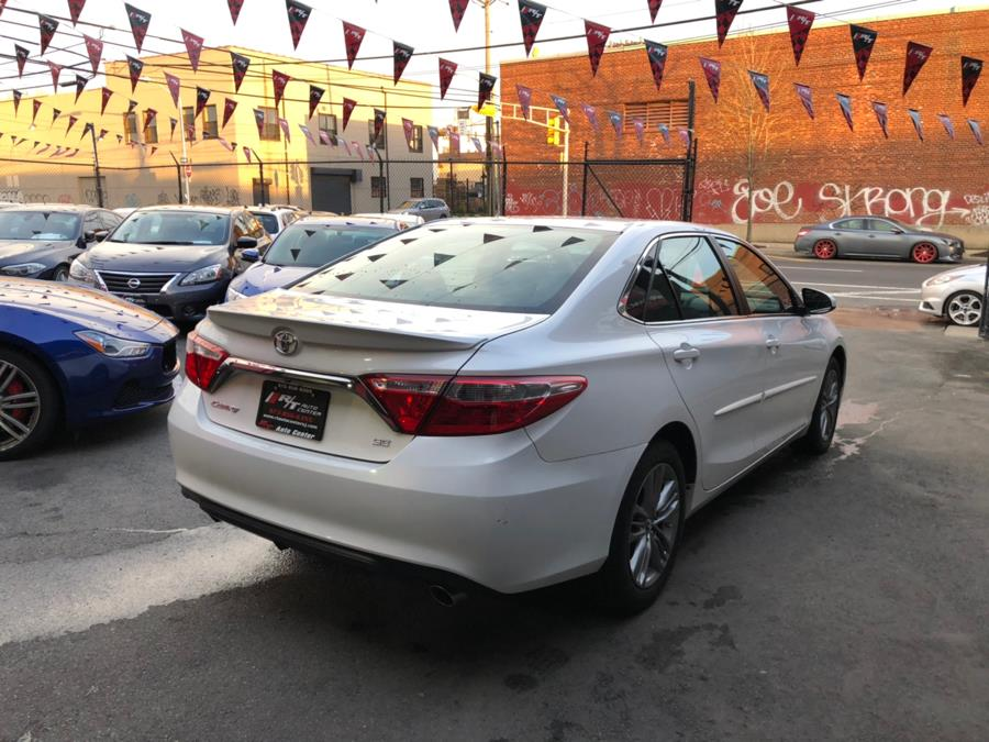 2016 Toyota Camry 4dr Sdn I4 Auto SE (Natl), available for sale in Newark, New Jersey | RT Auto Center LLC. Newark, New Jersey