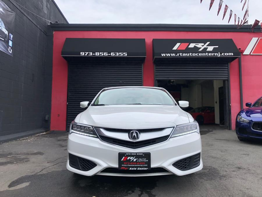 2016 Acura ILX 4dr Sdn w/Technology Plus Pkg, available for sale in Newark, New Jersey | RT Auto Center LLC. Newark, New Jersey