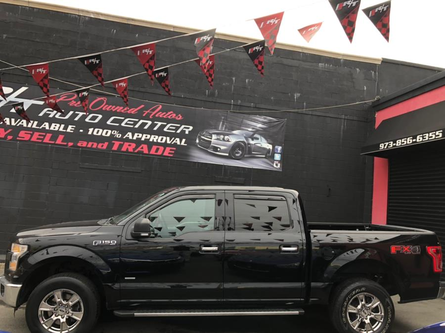 2016 Ford F-150 FX4 4WD SuperCrew 157