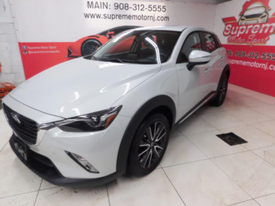 Used 2016 Mazda CX-3 in Elizabeth, New Jersey | Supreme Motor Sport. Elizabeth, New Jersey