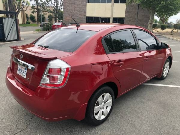 Used Nissan Sentra 4dr Sdn I4 CVT 2.0 SL 2012   Carmir. Orange, California